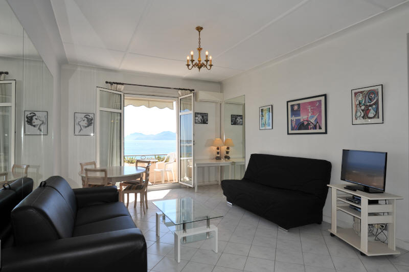 Cannes Rentals, rental apartments and houses in Cannes, France, copyrights John and John Real Estate, picture Ref 209-01